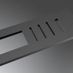 Render 1.jpg Download STL file WEB CAM COVER 3D print model • Object to 3D print, SantoGrialJoyeros