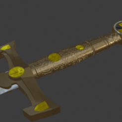 side.png Download free STL file Sword • 3D printing design, drunkjoshua