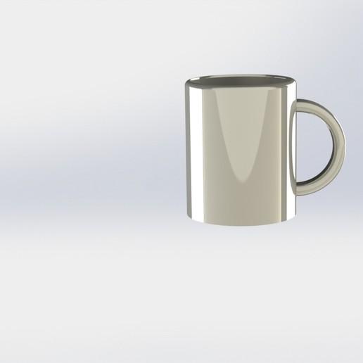 Download free 3D printer designs Mug disign sober deco, remi2907