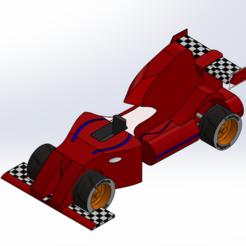 Capture.PNG Download STL file Formula 1 car • Design to 3D print, remi2907