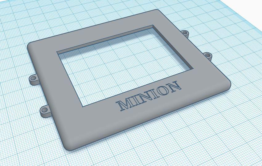 mares1.JPG Télécharger fichier STL gratuit Protection Mares Icon HD • Design pour impression 3D, MINION