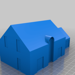Download free 3D printing models My house, MINION