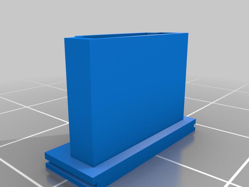 HDMI_port_cover.png Télécharger fichier STL gratuit Couverture du port HDMI • Design pour impression 3D, martifaig