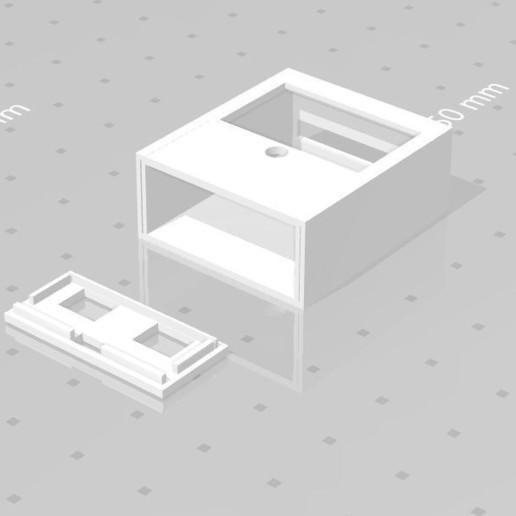 Download free STL file Li-po tester upgraded version • 3D printer design, martifaig