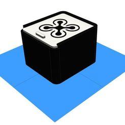 Capture 1.JPG Télécharger fichier STL Boite Batteries Lipo 1S / Battery Box Lipo 1S • Plan pour imprimante 3D, Stendy