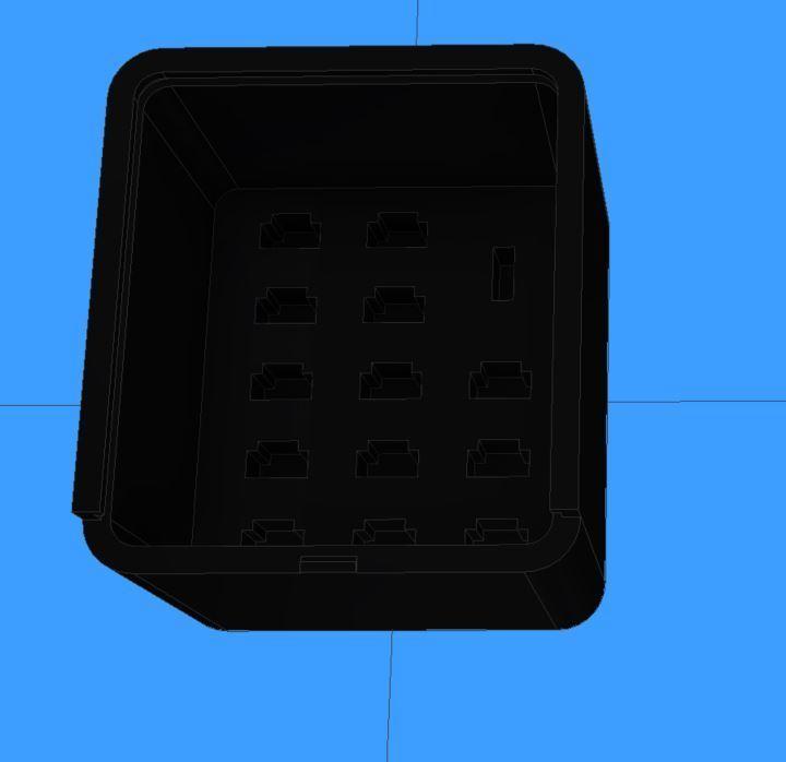 Capture 2.JPG Télécharger fichier STL Boite Batteries Lipo 1S / Battery Box Lipo 1S • Plan pour imprimante 3D, Stendy
