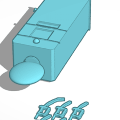 Screenshot 2020-03-22 at 21.13.50.png Download STL file 50's gas pump • Model to 3D print, jcarsonb