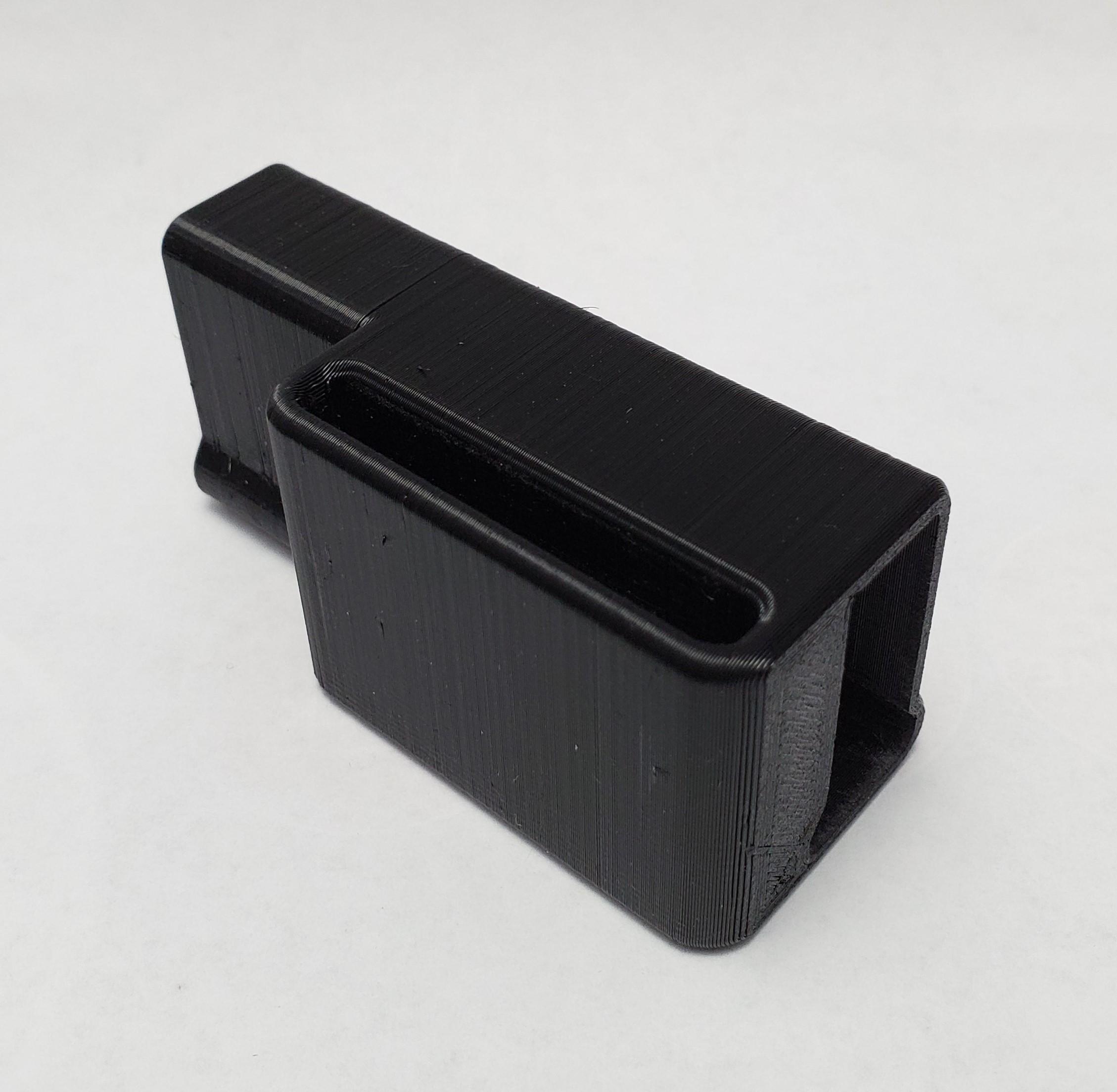 SW_380EZ_Clip_Holster_.jpg Télécharger fichier STL gratuit Smith & Wesson .380 EZ Clip Holster • Plan à imprimer en 3D, skiidlive