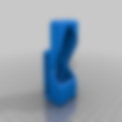 Download free STL file Smith & Wesson .380 EZ Clip Holster • 3D print object, skiidlive