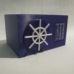 IMG_20200321_190410.jpg Download free STL file Piggy bank safe • 3D printable model, dca_prints