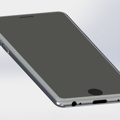 Descargar modelos 3D Modelo iPhone 6S, dinokadicofficial