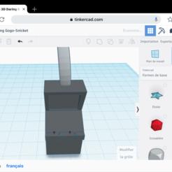 Descargar modelos 3D Porte clés, Simonpaul