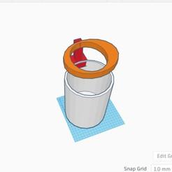 Download free 3D printing designs Poubelle fun , Simonpaul