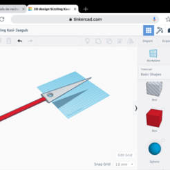 Télécharger modèle 3D gratuit Lance, Simonpaul