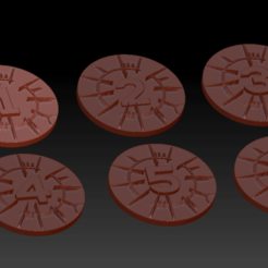 Preview.png Download free STL file Counters • 3D printer template, virusesofdeath