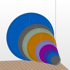 Preview1.jpg Download free STL file Simple Bases • Model to 3D print, virusesofdeath