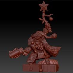 Preview1.jpg Download free STL file Da Red Gobbo • 3D printer model, virusesofdeath