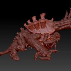 Download 3D printer files Exocrine and Haruspex, virusesofdeath