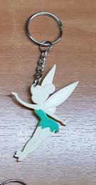 Tinkerbell.JPG Télécharger fichier STL gratuit Porte-clés Fée Clochette • Design à imprimer en 3D, 3drovettas