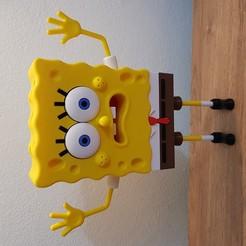 20200922_195128.jpg Download STL file SpongeBob (Multicolor) • Template to 3D print, 3drovettas