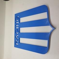 20200912_143059.jpg Download STL file Racing Shield • Design to 3D print, 3drovettas