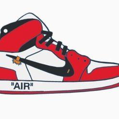 Zap 9.JPG Télécharger fichier STL Porte-clés Sneaker 9 • Design à imprimer en 3D, 3drovettas