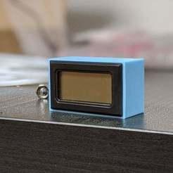 Download free 3D printer files Case Tempeturemeter, maxsiebenschlaefer13