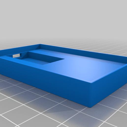 DIY_Touchpad.png Télécharger fichier STL gratuit Touchpad pour le bricolage • Design à imprimer en 3D, maxsiebenschlaefer13