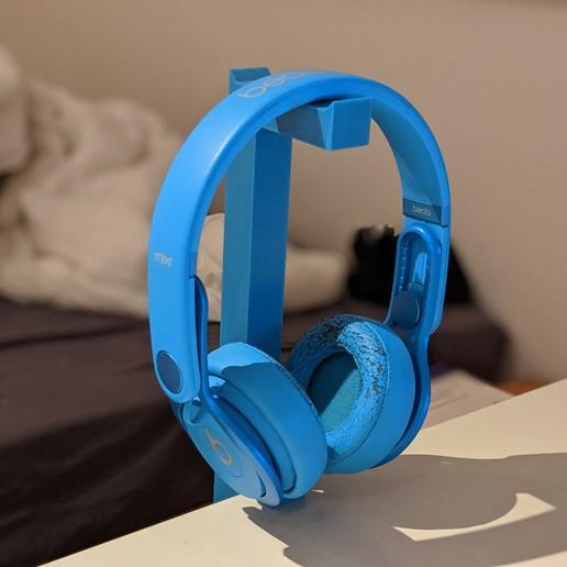 Descargar Modelos 3D para imprimir gratis Headphoneholder, maxsiebenschlaefer13