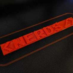 Download free 3D printer templates Main-Kinzig-Nerds, maxsiebenschlaefer13