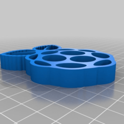 fc170d61fac6ea5037ef5eb0506f4636.png Download free STL file Raspberry pi Cookie cutter • 3D printing template, maxsiebenschlaefer13