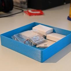 Descargar Modelos 3D para imprimir gratis Contenedor de almacenamiento, maxsiebenschlaefer13