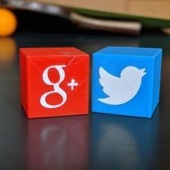 Descargar modelos 3D gratis Google+/Twitter, maxsiebenschlaefer13