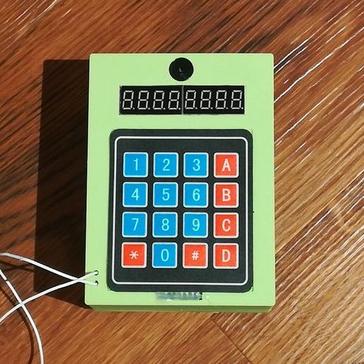Download free 3D printing models Arduino Fake Bombe, maxsiebenschlaefer13
