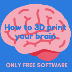 Download free 3D print files How to 3D print Your Brain, maxsiebenschlaefer13