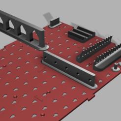 Wall v10.png Télécharger fichier STL Mur pour les outils • Objet imprimable en 3D, JackHollywood