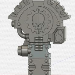 Download free STL file Robo dudes Backpack Mk2 • Design to 3D print, Woodro92