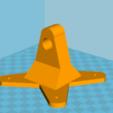 support mural.PNG Télécharger fichier STL gratuit Attache mural pc • Objet imprimable en 3D, lucasdenise081829