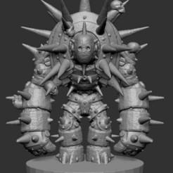 Descargar modelos 3D gratis Coleccionista de cadáveres, kphillsculpting