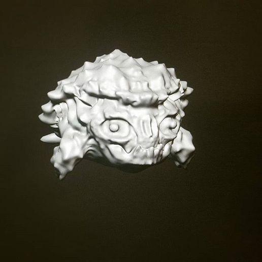 Download free 3D printing designs Wally monster, kphillsculpting