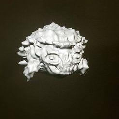 Télécharger fichier 3D gratuit Le monstre Wally, kphillsculpting