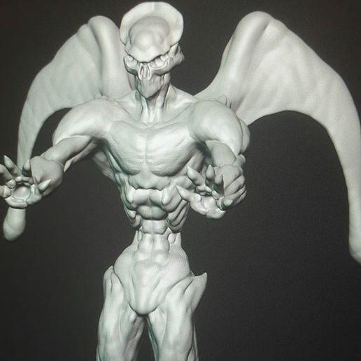81834748_272555940388361_4528210346310103497_n.jpg Download free OBJ file angel of death • Template to 3D print, kphillsculpting