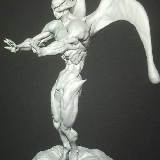 83348647_478659086093680_8757519284235609029_n.jpg Download free OBJ file angel of death • Template to 3D print, kphillsculpting