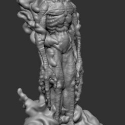 Download free 3D printing models nightwalker, kphillsculpting