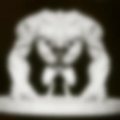 Télécharger fichier OBJ gratuit Minotaure • Design pour impression 3D, kphillsculpting