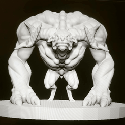 Download free 3D printer designs Minotaur, kphillsculpting