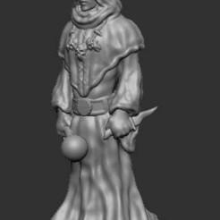 Télécharger fichier OBJ gratuit Cultist • Plan pour impression 3D, kphillsculpting