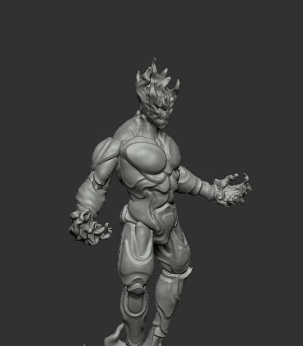 myrmidon-fire-45.jpg Download free STL file Myrmidon of Fire • Template to 3D print, kphillsculpting