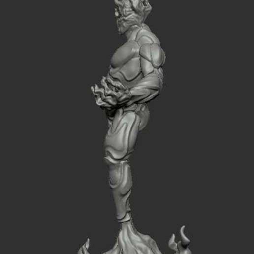 myrmidon-fire-side.jpg Download free STL file Myrmidon of Fire • Template to 3D print, kphillsculpting