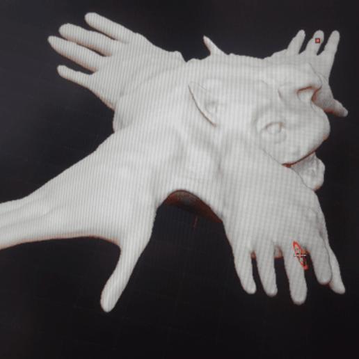 Download free 3D printer designs Gliding Goblin, kphillsculpting